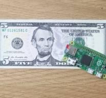 Raspberry Pi Zero : Un ordinateur à 5 dollars