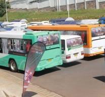 Rwanda : à Kigali, l'internet devient gratuit dans les bus