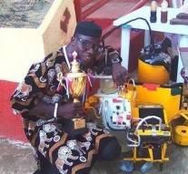 Nigeria : Un jeune inventeur fabrique un générateur qui fonctionne à l'aide de l'eau