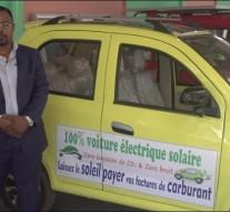 Le Togo fabrique désormais des voitures et des motos écologiquement responsables