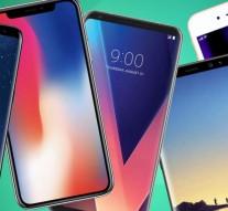 Top 15 des meilleurs téléphones en 2017 : quand le plus cher ne veut pas dire le meilleur
